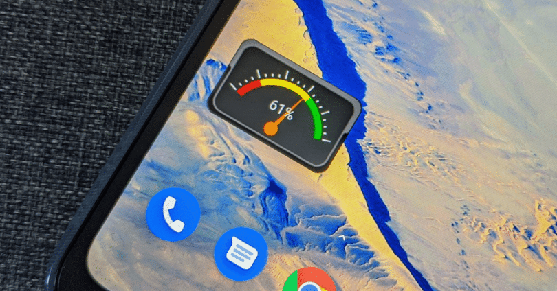Resize Widgets on Android