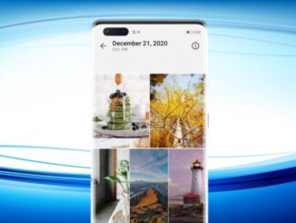 News of the Photo Gallery in EMUI 11
