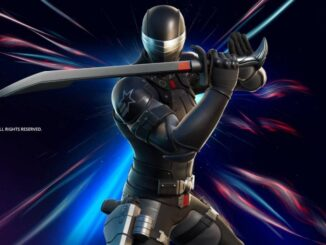 Snake Eyes, How to Get the New Fortnite Skin