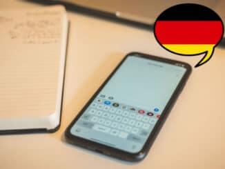 Learn German iPhone