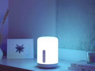 Smart Lamp for Your Bedside Table