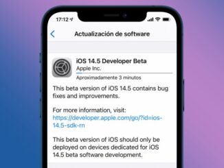 Beta 1 of iOS 14.5 and iPadOS 14.5 Relaunched