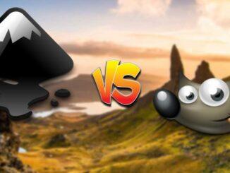 GIMP vs Inkscape: Differences