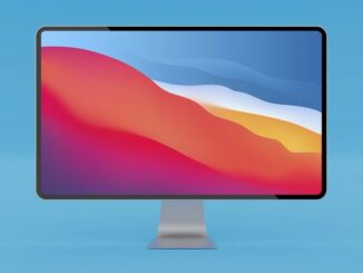 New iMac with M2