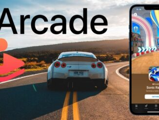 Apple Arcade Racing Games for iPhone