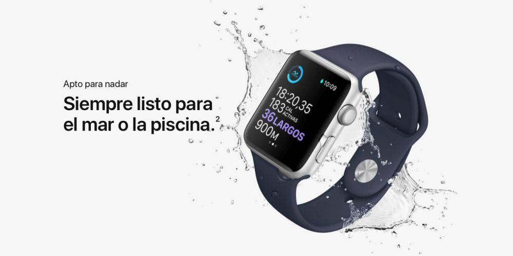 Showering or Bathing with the Apple Watch