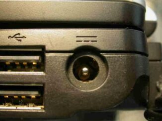 Laptop Power Plug or Connector