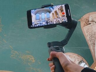 Gimbal with Great Durability