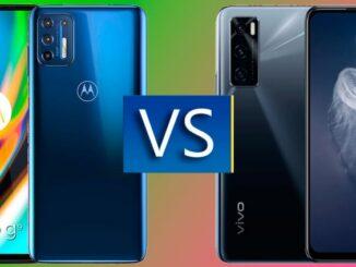 Motorola Moto G9 Plus vs Vivo Y70