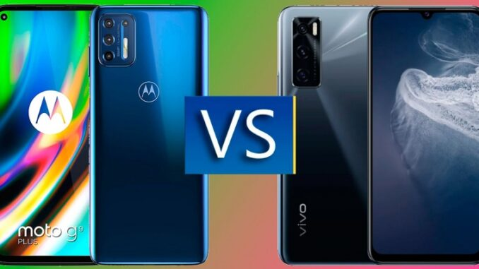 Motorola Moto G9 Plus vs Vivo Y70