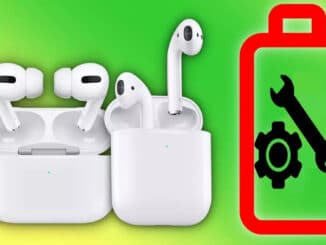 Calibrate the AirPods Battery