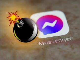 Delete Facebook Messenger Messages