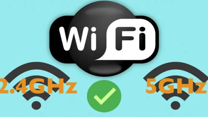 wifi 2.4 and 5g