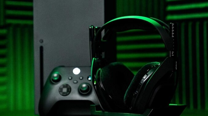 Xbox Series X or Series S Quality Compatible Headphones