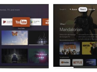 Google TV and Android TV