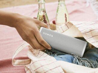 Sonos Roam Portable Speaker:
