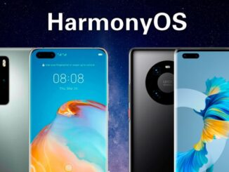 First Huawei Phones to Upgrade to HarmonyOS