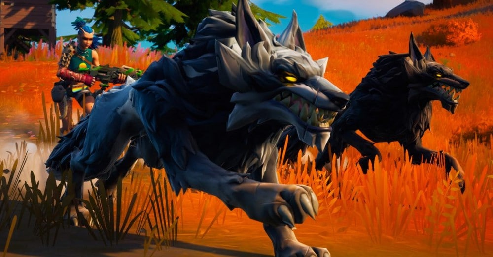 Tame and Control Animals in Fortnite