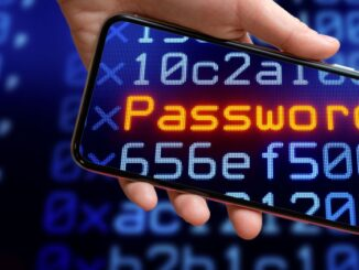 Passwords Saved on Mobile