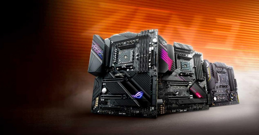 Problems with B550 or X570 Boards and the GPU