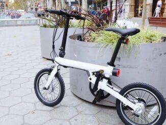 Fast Electric Bike