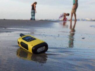 Best Water and Shock Resistant Walkie-talkies