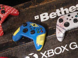 Xbox Wireless Controller Bethesda Exclusive Edition