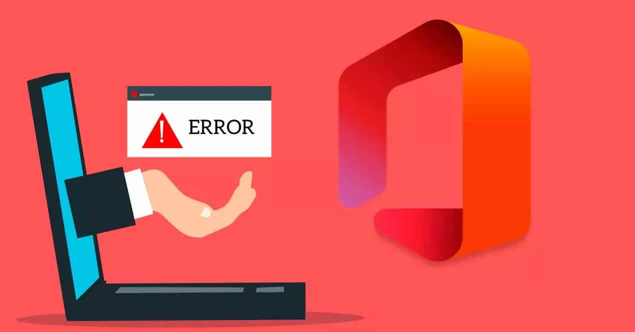 Error Opening Word and Excel