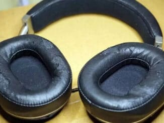 Take Care of Your Headphones