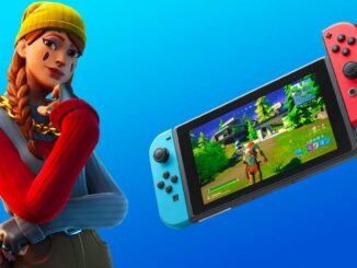 Update Fortnite on Switch Now if You Want to Have Better Graphics