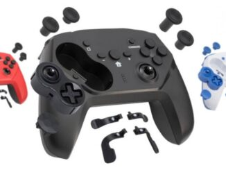 Customizable Gamepad for PC and Switch