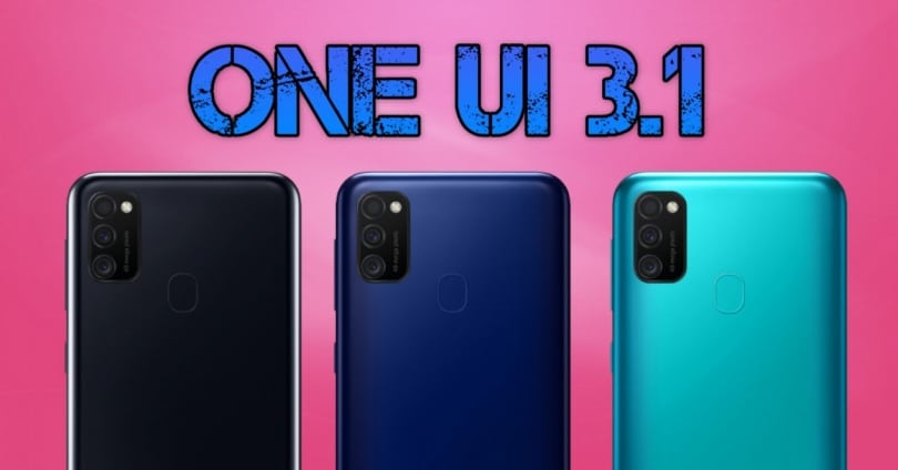 Samsung Galaxy M21: Update to One UI 3.1 Available