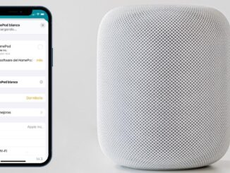Update the Software of a HomePod