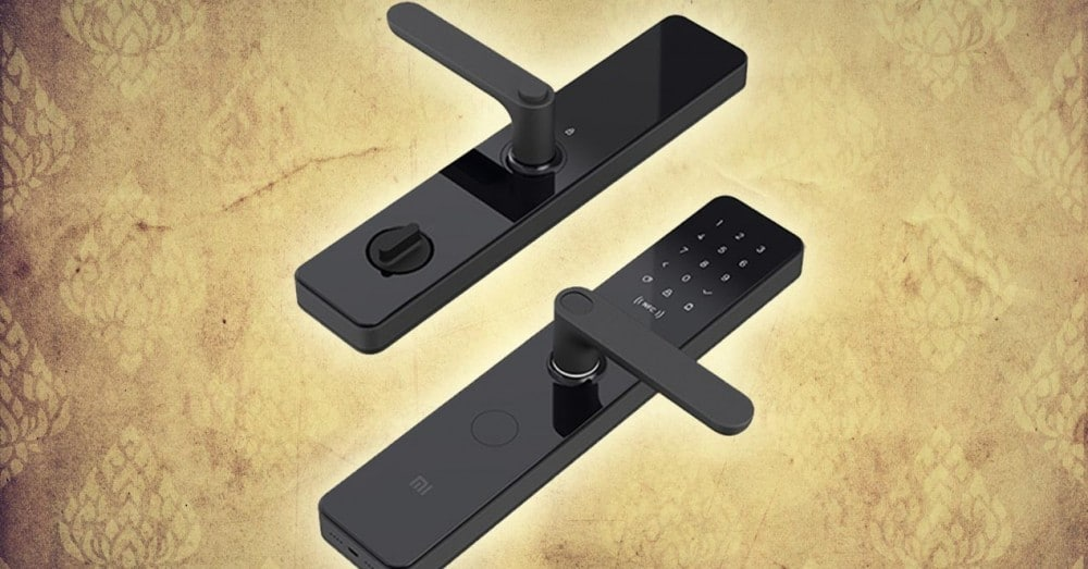New Cheap Xiaomi Smart Lock