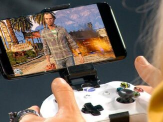 GTA V for Android with xCloud