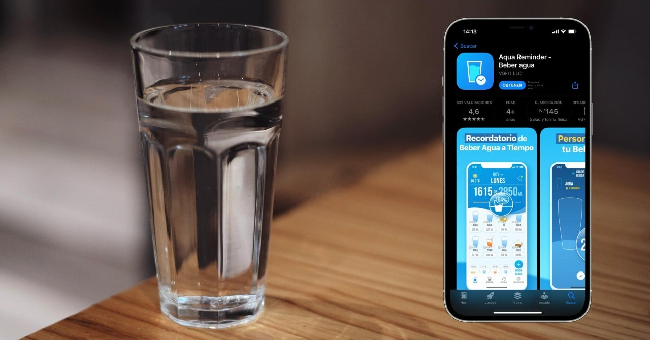 Best iPhone Apps to Control How Much Water You Drink