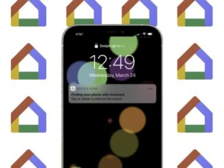 Google Assistant Can Help You Find Your Lost iPhone
