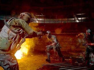 Devenez un zombie dans Warzone