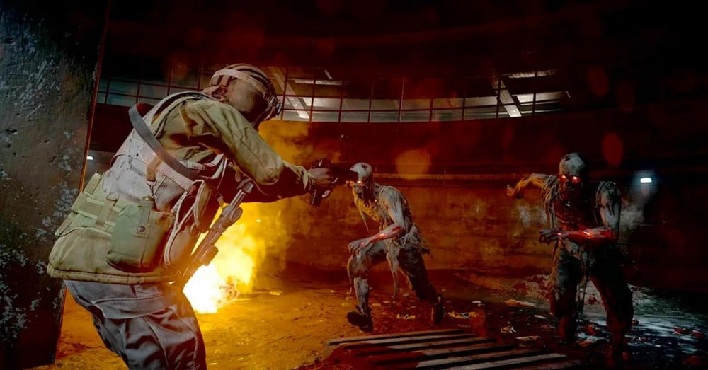 Become a Zombie in Warzone