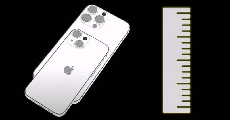 Dimensions and Changes in the Design of the Next iPhone 13