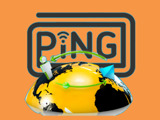 Ping an IP on Windows