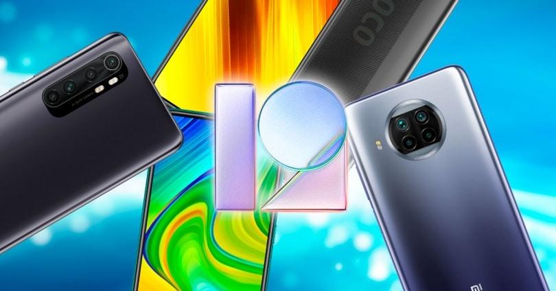 Next Xiaomi Phones to Update to MIUI 12.5
