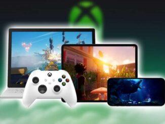 Xbox Cloud (xCloud) arrive sur PC et mobile