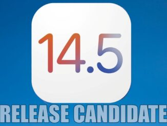 iOS 14.5 RC-version
