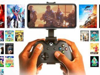 Spela xCloud på iPhone och iPad