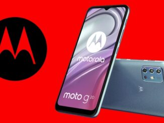 All the Characteristics of the Moto G20