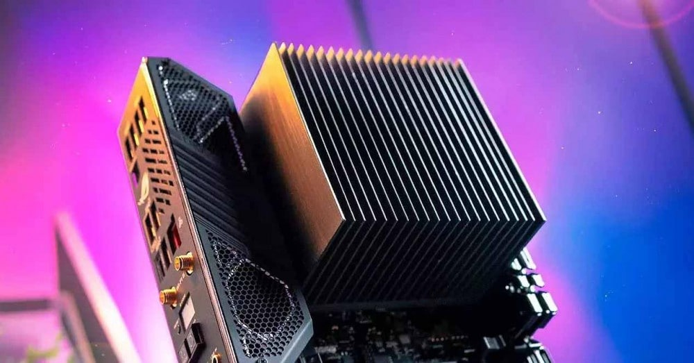 Passive Heatsink: Which Orientation Gives the Best
