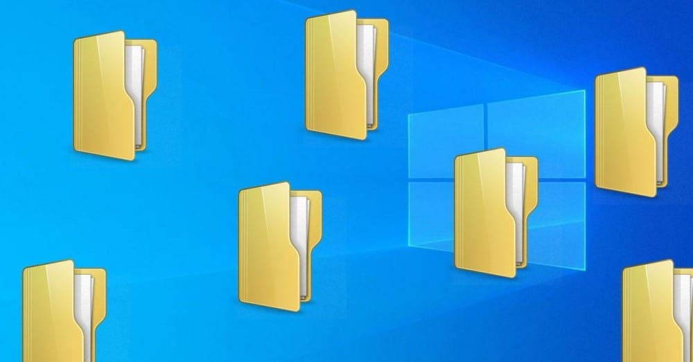 Give the Same Name to Several Files or Folders