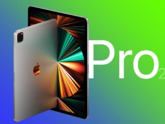 Modifications les plus importantes de l'iPad Pro 2021