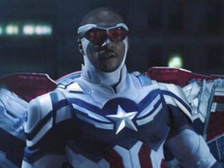 Falcon ca New Captain America